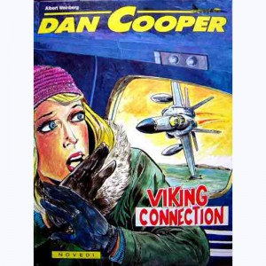 Dan Cooper : Tome 32, Viking connection