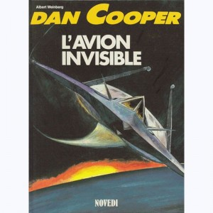 Dan Cooper : Tome 36, L'avion invisible