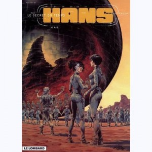 Hans : Tome 11, Le Secret du temps