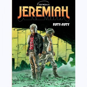 Jérémiah : Tome 30, Fifty-Fifty