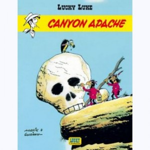 Lucky Luke : Tome 37, Canyon Apache