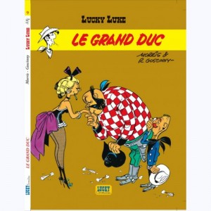 Lucky Luke : Tome 40, Le grand duc