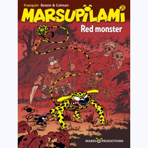 Marsupilami : Tome 21, Red monster