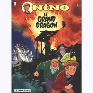 Nino : Tome 3, Le grand dragon