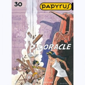 Papyrus : Tome 30, L'oracle