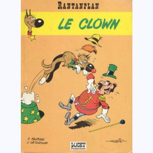 Rantanplan : Tome 4, Le clown
