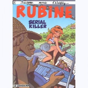 Rubine : Tome 4, Serial killer