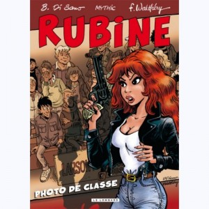 Rubine : Tome 11, Photo de classe