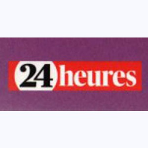 Collection : 24 heures