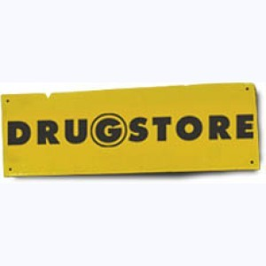 Collection : Drugstore