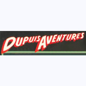 Collection : Dupuis Aventures