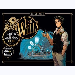 Collection : HG Wells