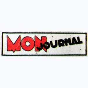 Collection : Mon Journal