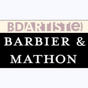 BDArtist(e) Barbier & Mathon