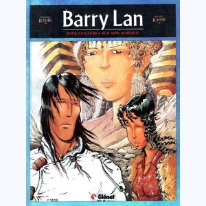 Barry Lan