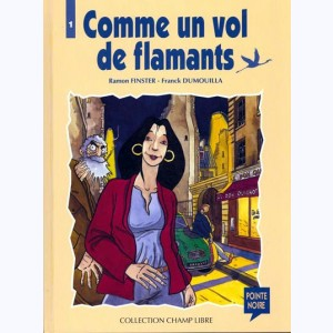 Comme un vol de flamants