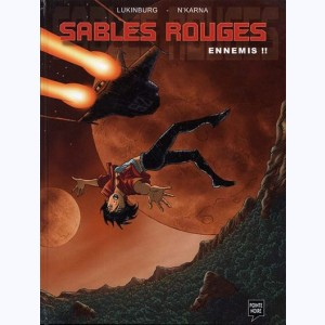 Sables rouges
