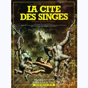 Le livre de la jungle (De Huescar)