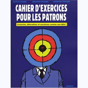 Cahier d'exercices pour