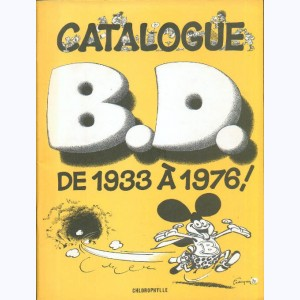 Catalogue B.D.
