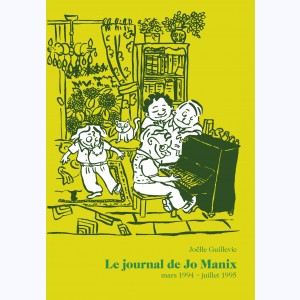 Le journal de Jo Manix