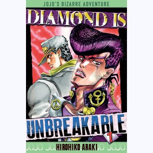 JoJo's Bizarre Adventure - Diamond is Unbreakable
