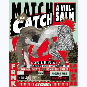 Match de catch à Vielsam