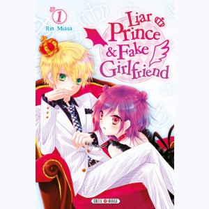 Liar Prince and Fake Girlfriend Liar Prince and Fake Girlfriend