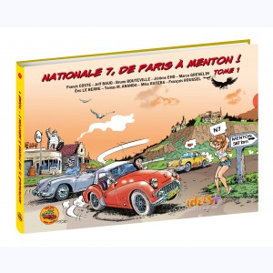 Nationale 7, de Paris à Menton