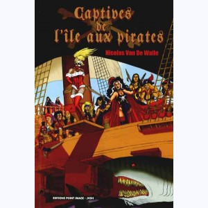 Captives de l'île aux pirates