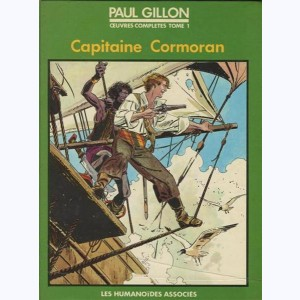 Capitaine Cormoran