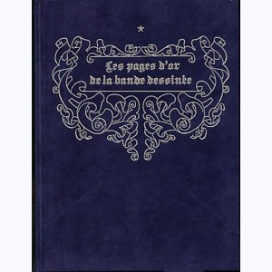Les pages d'or de la bande dessinée