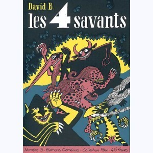 Les 4 savants