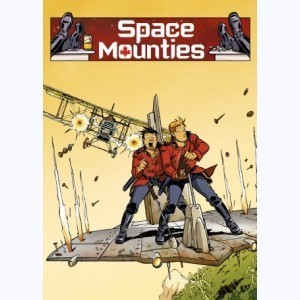 Space Mounties