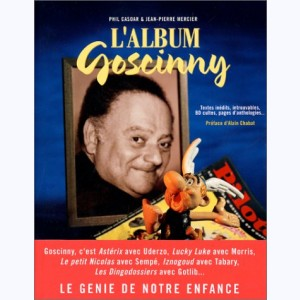 L'album Goscinny