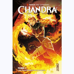 Magic : The Gathering - Chandra