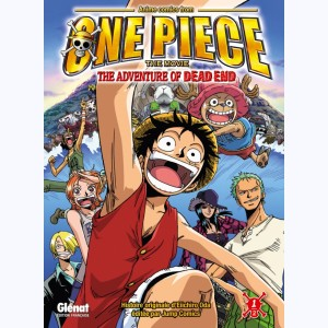One Piece Anime comics