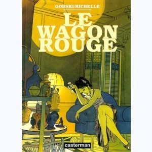 Le wagon rouge