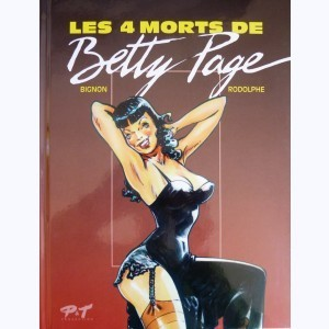 Les 4 morts de Betty Page