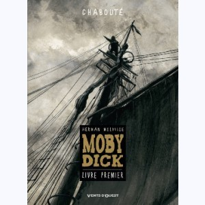Moby Dick (Chabouté)