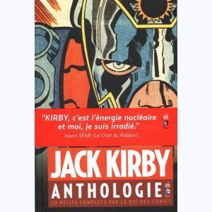 Jack Kirby Anthologie