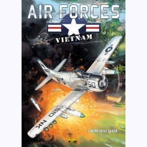 Série : Air Forces Vietnam