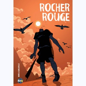Rocher rouge