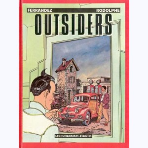 Outsiders (Ferrandez)