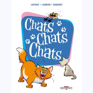 Série : Chats chats chats