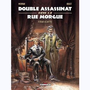 Double Assassinat dans la rue Morgue (Morvan)