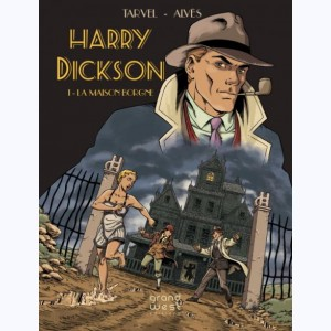 Harry Dickson (Tarvel)