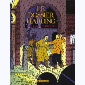 Albany et Sturgess : Tome 2, Le dossier Harding
