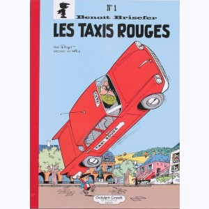 Benoît Brisefer : Tome 1, Les taxis rouges