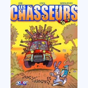 Les Chasseurs : Tome 1